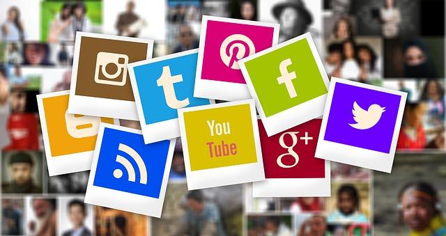 Uporaba družbenih omrežij in storitev klepeta v Sloveniji 2018 – 2019